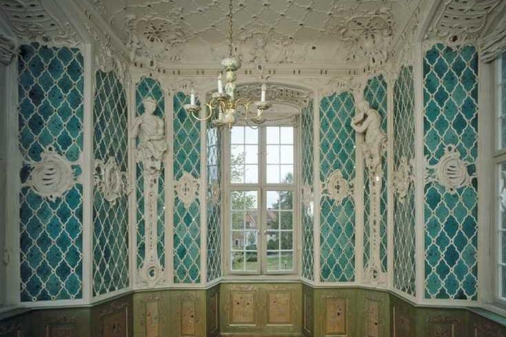 Grünes Kabinett im Neuen Schloss Tettnang; Foto: Landesmedienzentrum, Arnim Weischer