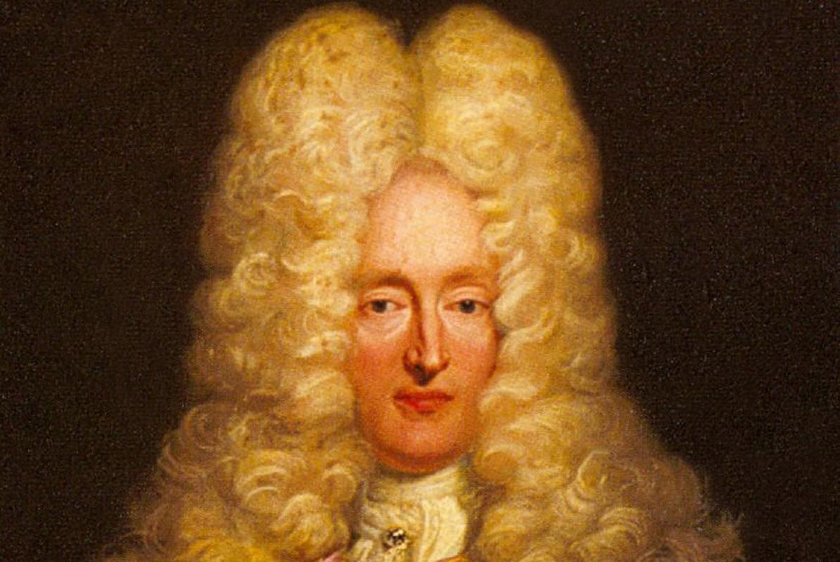 Anton III. von Montfort, Erbauer des Neuen Schlosses, 1709