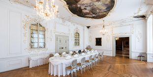 Neues Schloss Tettnang, Tafelzimmer