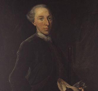 Graf Franz Xaver, von Angelika Kauffmann um 1760