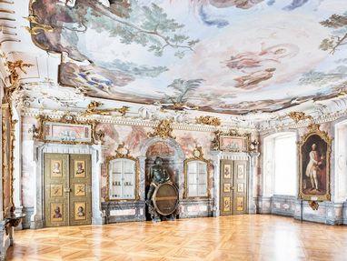 Neues Schloss Tettnang, Festsaal