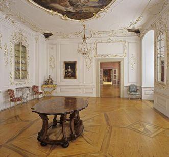 Tafelzimmer im Neuen Schloss Tettnang
