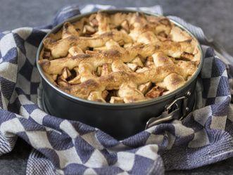 Beispielbild Apfelkuchen