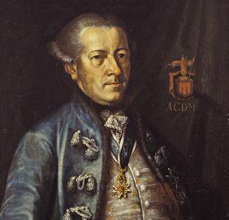 Bildnis des Graf Anton IV. von Montfort, um 1770; Foto: Staatliche Schlösser und Gärten Baden-Württemberg, Arnim Weischer