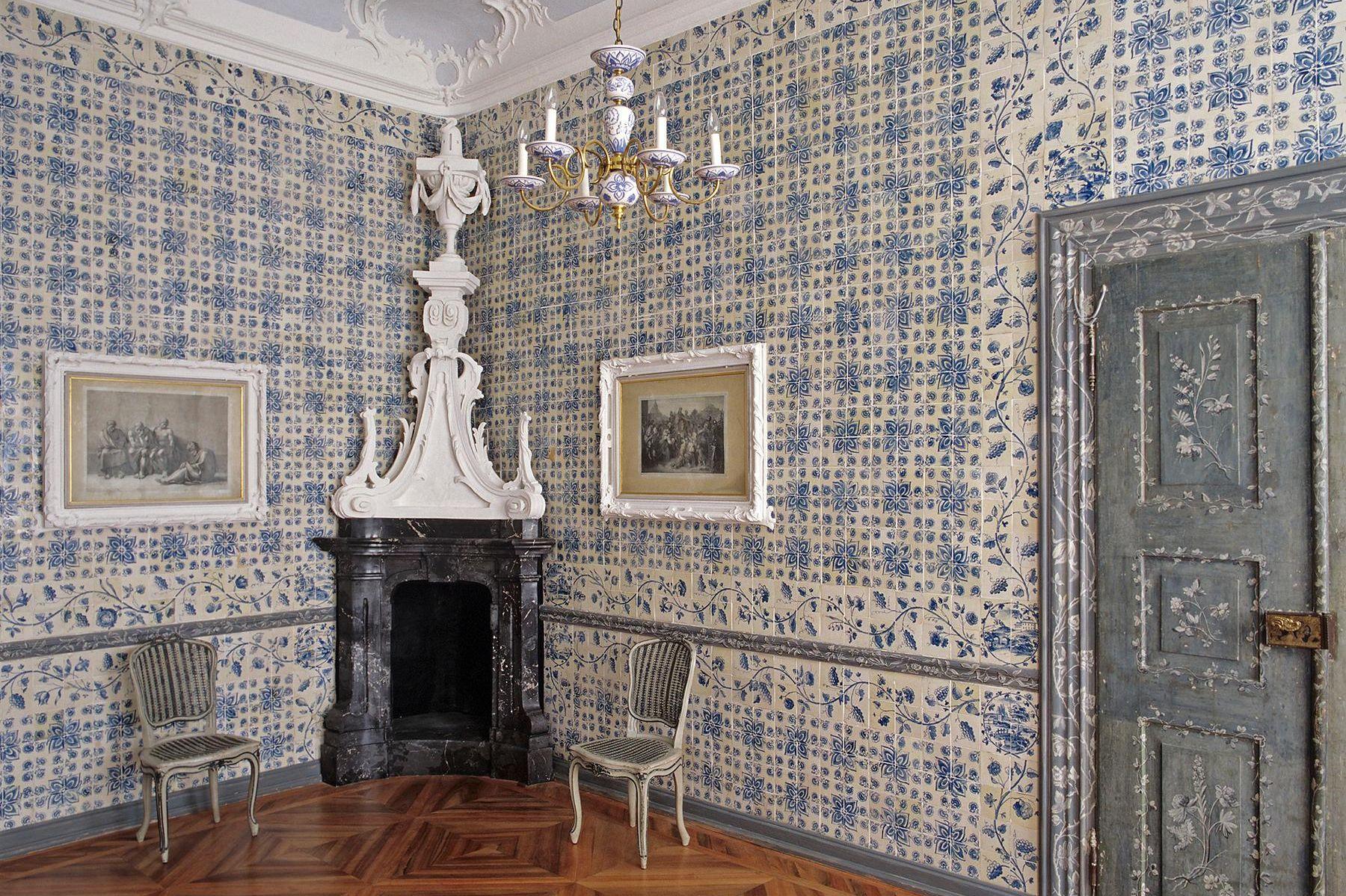 Neues Schloss Tettnang, Holländisches Zimmer