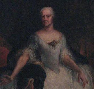 Gemälde von Gräfin Maria Antonia Eusebia von Montfort