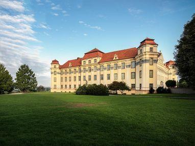 Neues Schloss Tettnang von außen