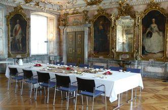 Schloss Tettnang, Bacchussaal