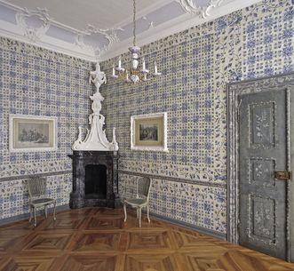 Höllandisches Kabinett im Neuen Schloss Tettnang