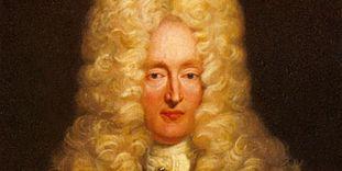 Portrait von Anton III. von Montfort.